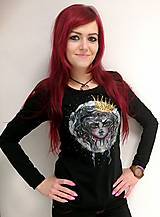 Tričká - Bad Queen - 12909810_