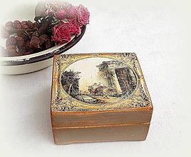Krabičky - Krabička - 12908745_