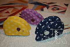 Úžitkový textil - myška - 12911272_