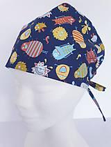 Čiapky, čelenky, klobúky - Operačná čiapka - 12914099_