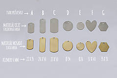 Kľúčenky - Prívesok na kľúče s vlastným textom - 12916376_