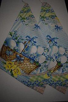 Úžitkový textil - UTĚRKY ..velikonoční - 12914309_