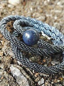 Náhrdelníky - Náhrdelník -Lapis lazuli - 12912052_