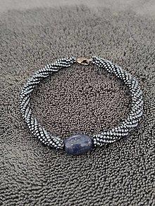 Náramky - Náramok - Lapis lazuli - 12912069_