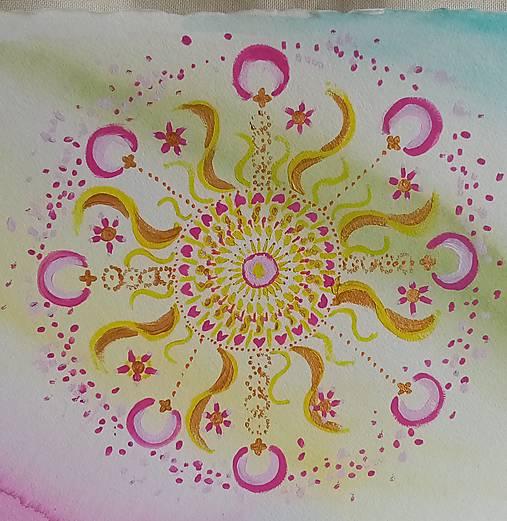 Mandala svetla