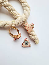 Sady šperkov - Set z polymérovej hmoty Sathy - 12913819_