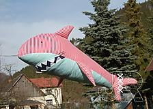 Hračky - žralok - 12914731_