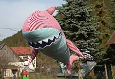 Hračky - žralok - 12914737_