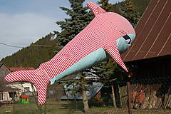 Hračky - žralok - 12914743_