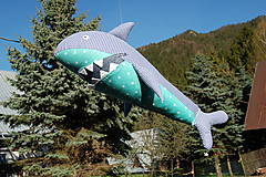 Hračky - žralok - 12914745_