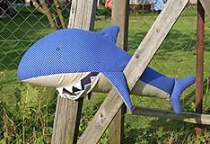 Hračky - žralok - 12914752_