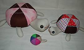 Hračky - korytnačka - 12915161_