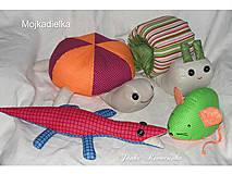 Hračky - korytnačka - 12915163_
