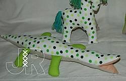 Hračky - krokodíl - 12915249_
