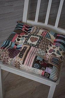 Úžitkový textil - PODSEDÁKY... - 12918098_