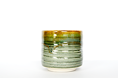 Nádoby - Zelená nádoba - 12917669_