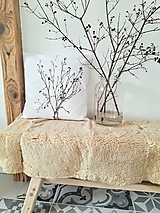 Úžitkový textil - Vankúš s konárikom - 12921039_