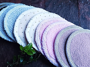 Úžitkový textil - Mix tamponiky 10 ks Baranček - 12916711_
