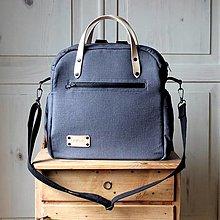Veľké tašky - Veľká taška LUSIL bag 3in1 *Antracite* - 12918664_