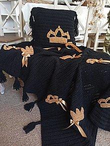 Úžitkový textil - Deka CHIC ROYAL - 12919728_