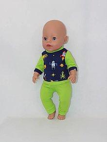 Hračky - Oblečenie pre bábiky 43cm- B19 - 12917562_