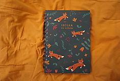 Papiernictvo - Zápisník (A5) - Snívam vo veľkom - 12917679_