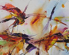 Obrazy - Vtáčí svet - 12920094_