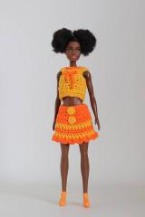 Hračky - Šaty pre Barbie - 12917926_