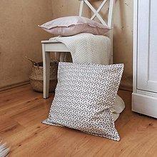 Úžitkový textil - Obliečka na vankúš 40 x 40 cm - 12920187_