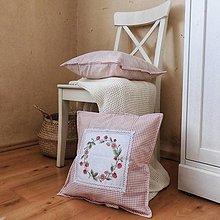 Úžitkový textil - Obliečka na vankúš 40 x 40 cm - 12920227_