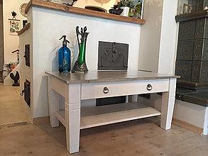"""Nábytok - konferenčný stolík """"Marianna"""" - 12925388_"""