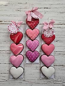 Dekorácie - Valentínske srdiečka - 12922852_