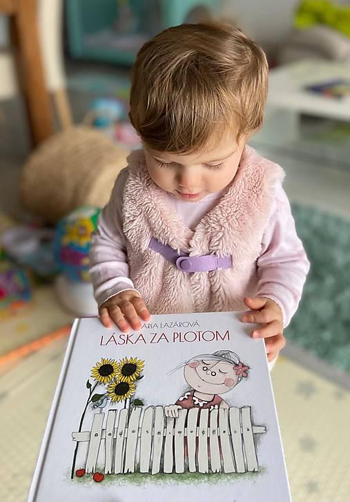 Detská kniha: Láska za plotom