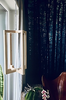"""Dekorácie - Dizajnový  stojan na visiace rastliny z kolekcie """"Olaf"""" - 12921983_"""