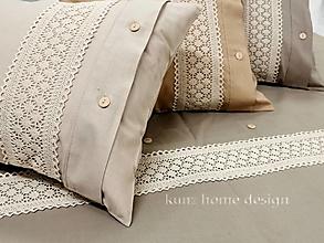 Úžitkový textil - Posteľná bielizeň MELINDA color - 12925910_