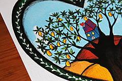 Grafika - Mangovník - 12927015_
