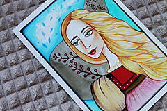 Grafika - Slamienka - print - 12927080_