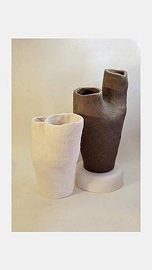 Sochy - Váza kmeň - 12929321_