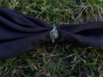 Prsteň s nefritom