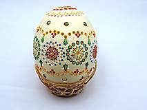 Dekorácie - Pštrosia kraslica - 12928617_