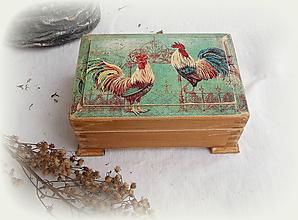 Krabičky - Krabička - 12927643_