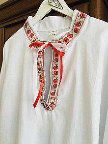 Košele - Krojova košeľa - 12934180_