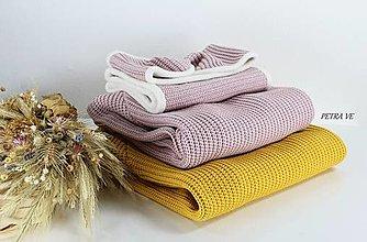 Detské oblečenie - Staroružový svetrík - 12934886_