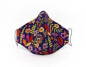 Rúška - ZĽAVY - Antibakteriálne rúška z vysokokvalitnej dizajnovej bavlny - 12934965_
