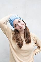 Čiapky - Klasický Turban - 12933270_