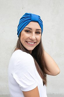 Čiapky - Klasický Turban - 12933256_