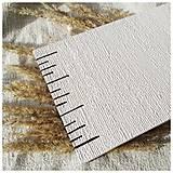 Papiernictvo - Fotoalbum hnedé a biele stránky - 12935404_