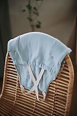 Detské oblečenie - Belasé lacláče - 12931845_
