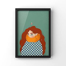 Grafika - Print-zima - 12930784_