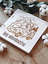 Papiernictvo - Cestovateľský fotoalbum Karavan - 12938986_
